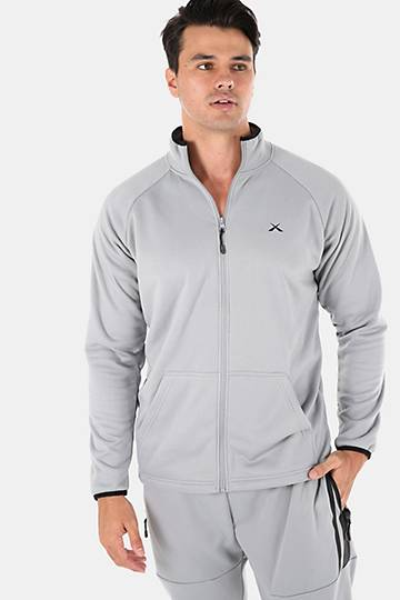 Fleece Zip-through Active Jacket