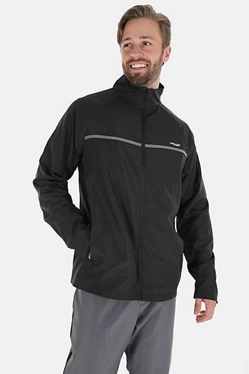 Zip-through Shell Jacket