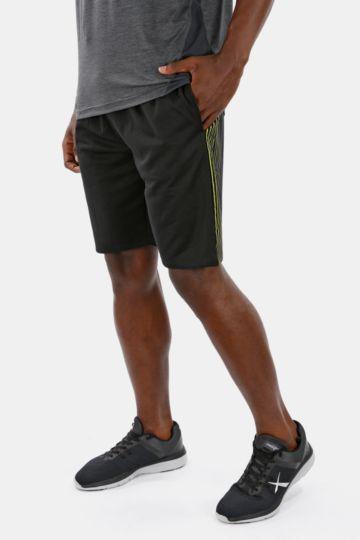 Fleece Mid-thigh Shorts