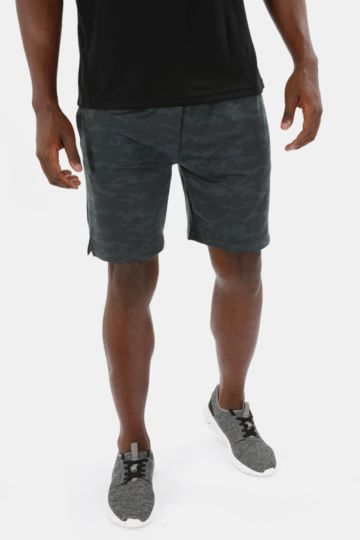 Mid-thigh Fleece Shorts