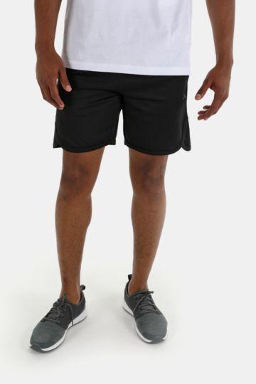 Mesh Detail Shorts