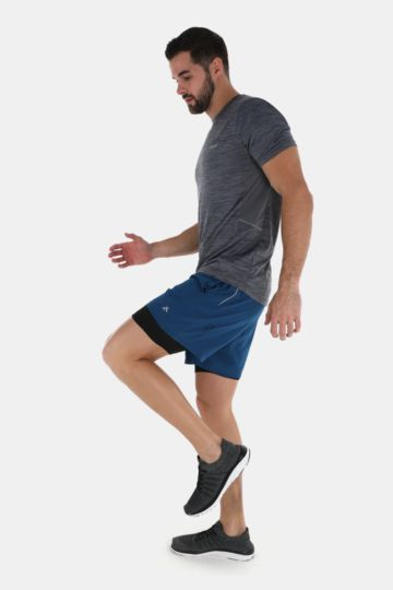 4-way Stretch 2-in-1 Shorts