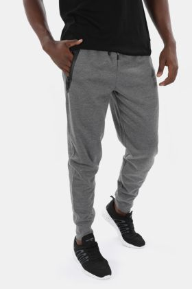Zip-up Pocket Cuffed Trackpants