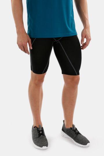 Jacquard Mid-thigh Tights