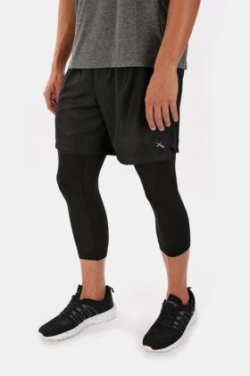 2-in-1 Shorts With Tights