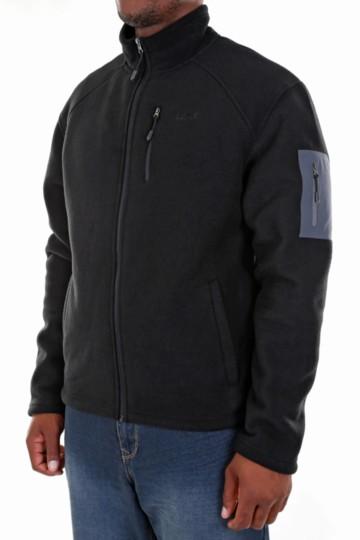 Sherpa-lined Jacket