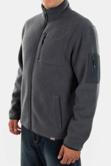 Zip-through Sherpa Jacket