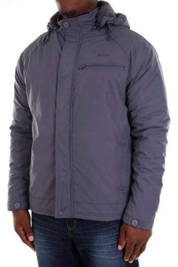 Fur-lined Jacket