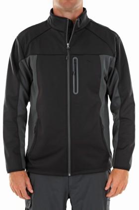 Technical Colourblock Jacket