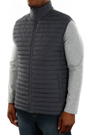 Technical Sleeveless Puffer