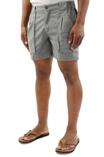Mid Thigh Cargo Shorts
