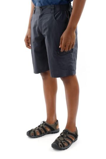 Knee-length Cargo Shorts