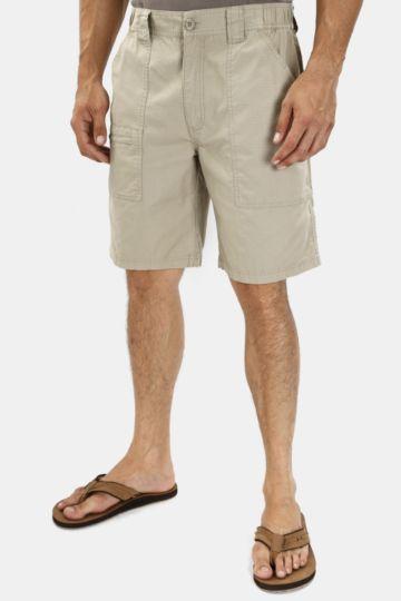 Ripstop Cotton Cargo Shorts