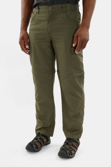 Zip-off Cargo Pants