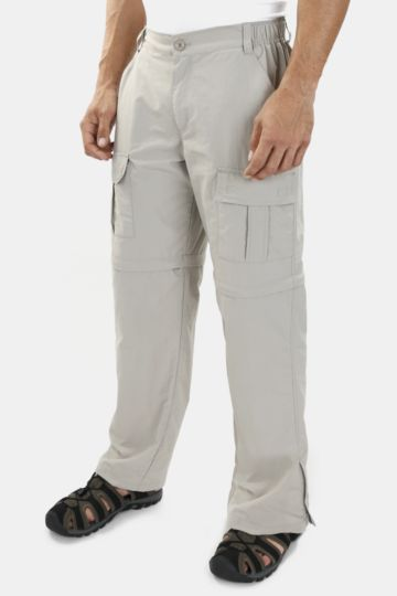 Nylon Zip-off Cargo Pants
