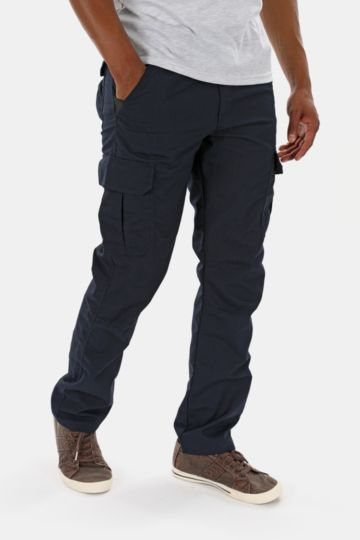 Ripstop Cotton Cargo Pants