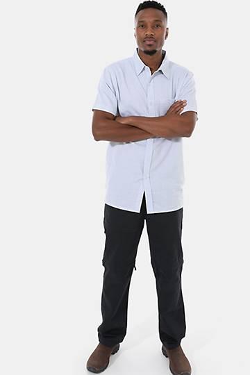 Cotton Zip-off Pants