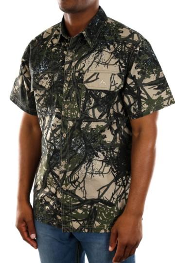 Technical Safari Shirt