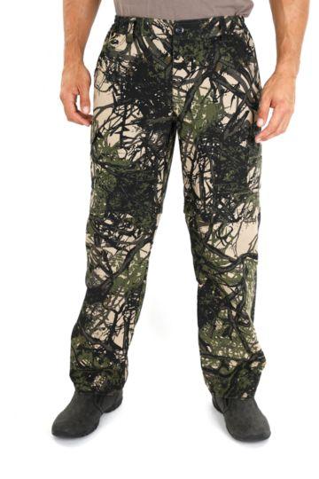 Zip-off Cargo Pants