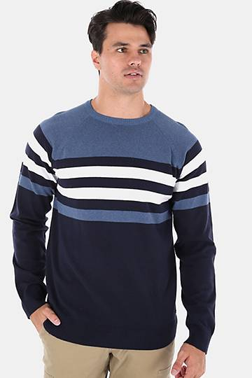 Recycled Knit Pullover