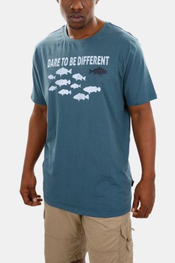 Cotton Statement T-shirt
