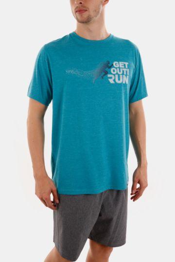 Statement Print Polycotton T-shirts