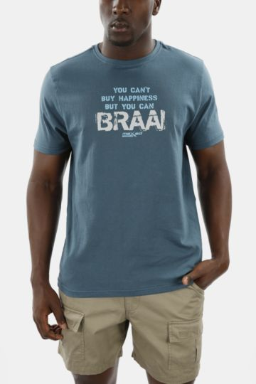 Short Sleeve Cotton T-shirt
