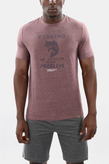 Short Sleeve Polycotton T-shirt