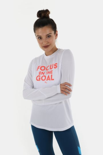 Statement Long Sleeve T-shirt