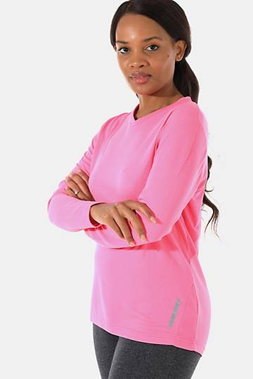 Long Sleeve Dri-sport T-shirt