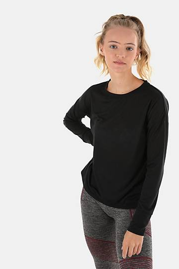 Long Sleeve Active Top