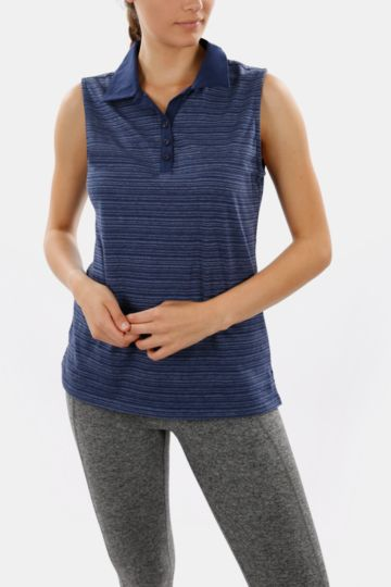 Sleeveless Polycotton Golfer