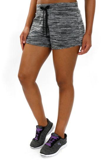 Straight Leg Drawstring Shorts