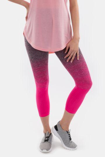 Seamless Full-length Leggings