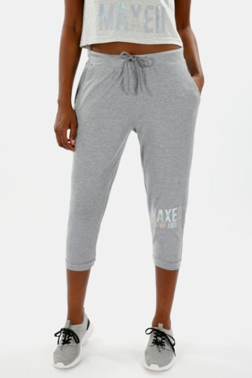 Cropped Active Bottoms