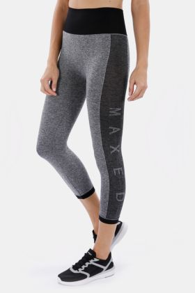 Seamless Knit Crop Leggings