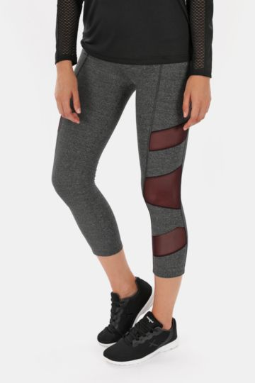 Mesh Detail Dri-sport Leggings