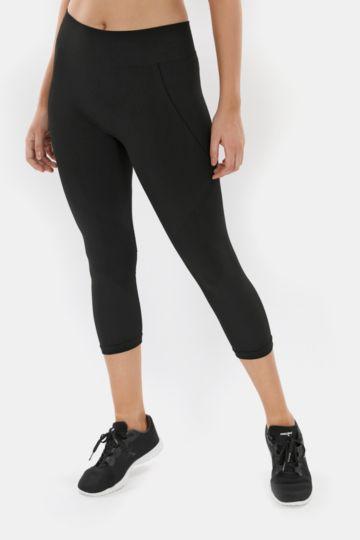 Seamless Cropped Leggings
