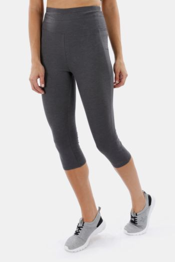 High-waisted Cropped Leggings