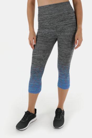 Seamless Knit Cropped Leggings