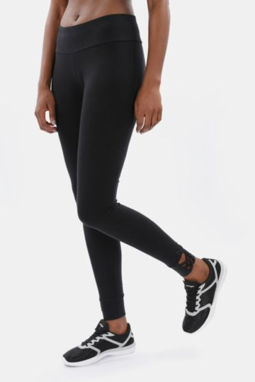 Cotton Lycra Full-length Leggings