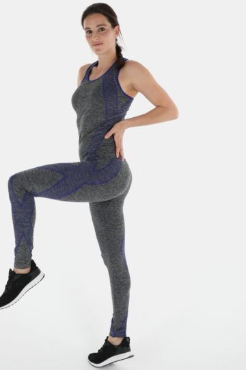 Seamless Full-length Leggings