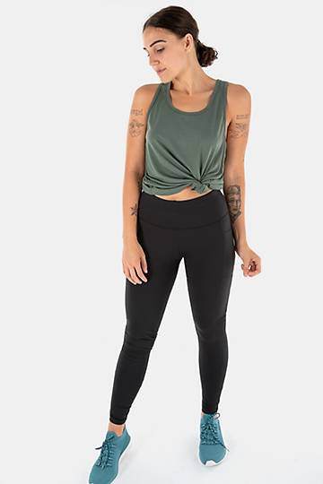 Elite Dri-sport Leggings With Pocket