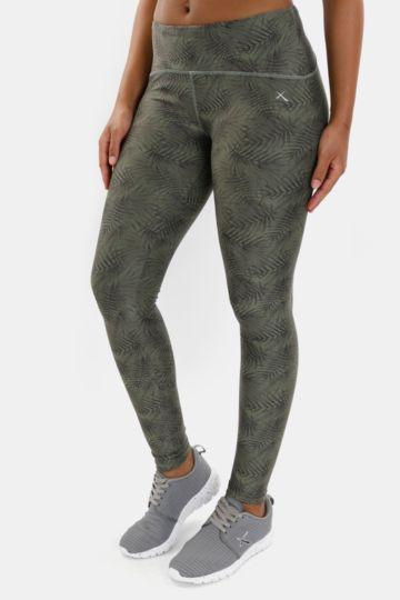 Printed Full-length Leggings