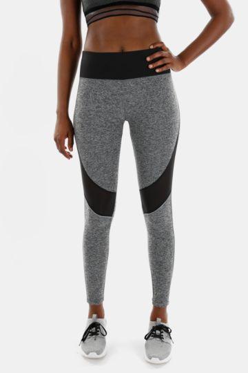 Colourblock Full-length Leggings
