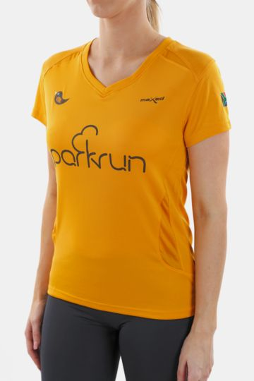 Ladies' Official parkrun T-shirt