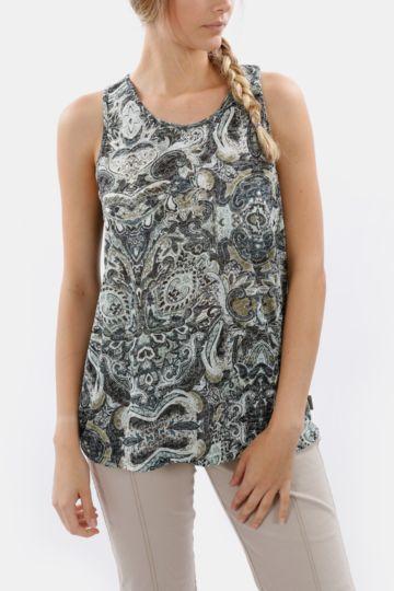 Polycotton Vest