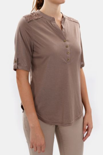 Lace Henley