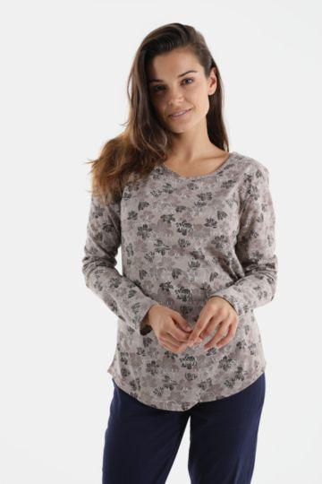99a2a0387a8900 Polycotton Long Sleeve T-shirt