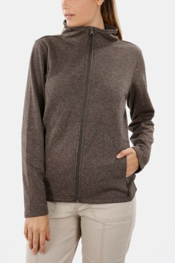 Zip-through Turtleneck Jacket